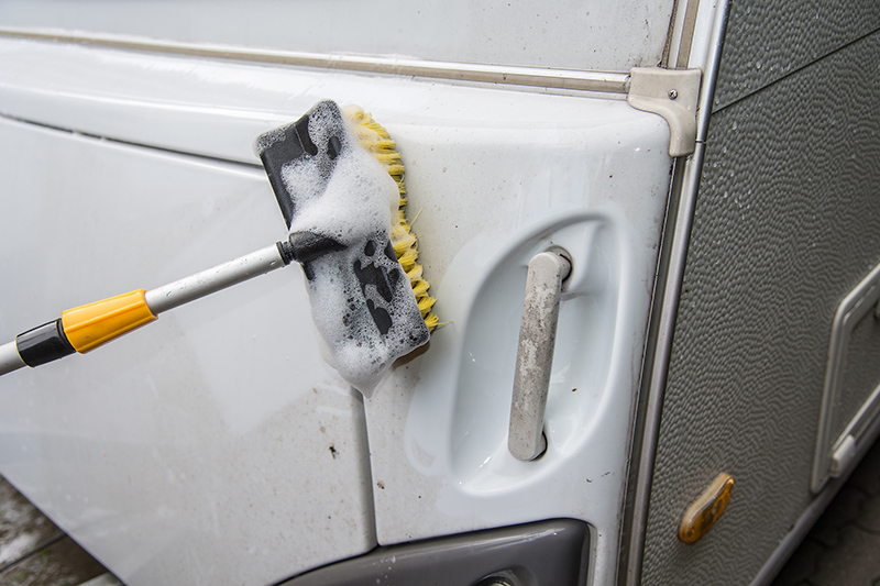 Caravan Cleaning Services in UK United Kingdom
